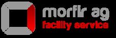 Morfir AG | Facility Service Logo